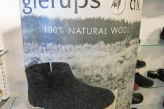 Glerups Low Boot Charcoal leather 36/47 € 79.95
