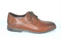 Rockport Slayter plain 5293 Cognac € 129.95